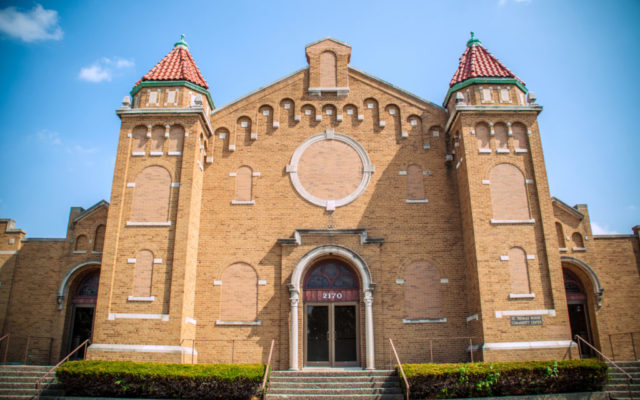 Former Church Converted To Parish Community Center