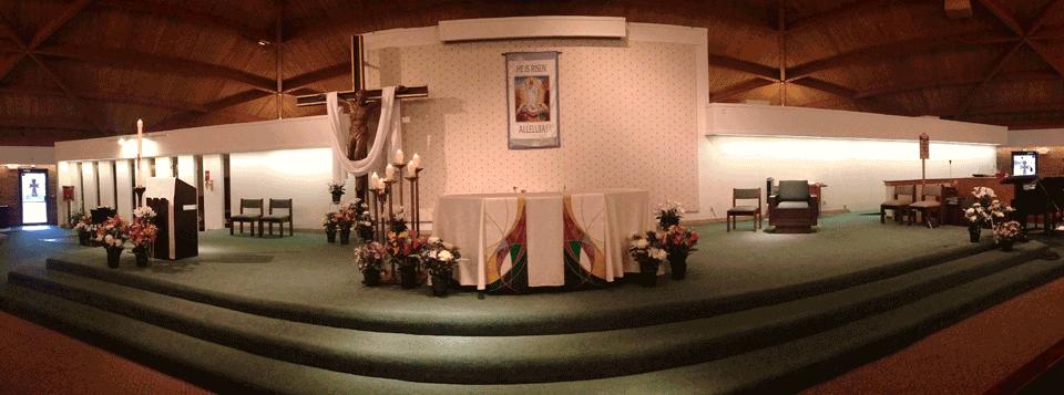Celebration of Holy Mass – St  Thomas the Apostle Catholic