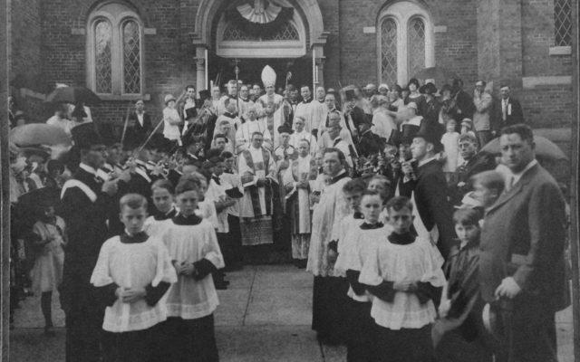 Dedication Of St. Thomas Church