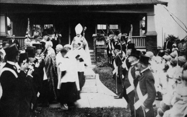 Dedication Procession