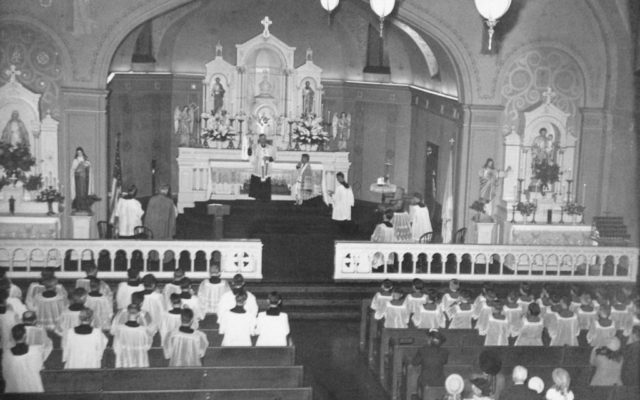 Mass Of Dedication Of St. Thomas Church