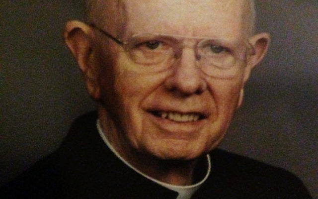 Rev. James O'Shea