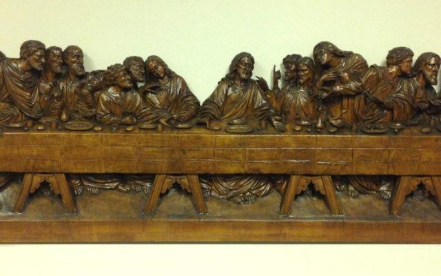 Altar Carving